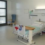 Iodine Treatment Suite: Interior