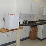 Iodine Treatment Suite: Kitchen