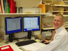 Dr Ian Driver: Head of Nuclear Medicine